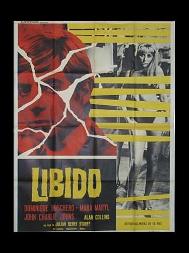 Affiche du film LIBIDO