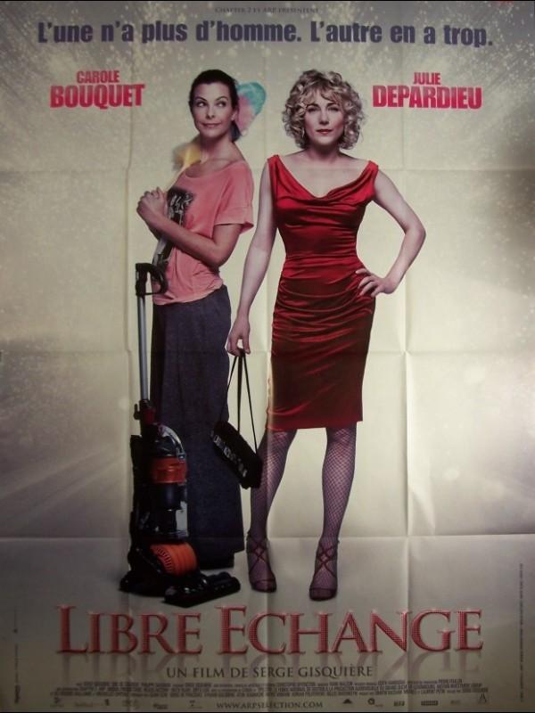 Affiche du film LIBRE ECHANGE