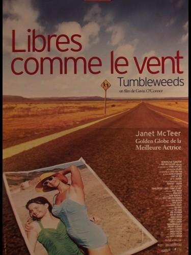 Affiche du film LIBRES COMME LE VENT