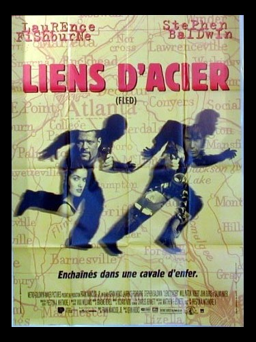 Affiche du film LIENS D'ACIER - FLED