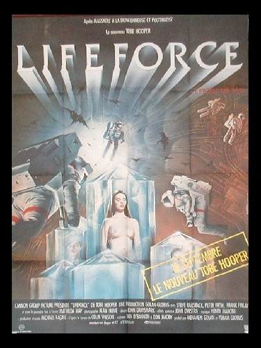 Affiche du film LIFE FORCE - LIFEFORCE