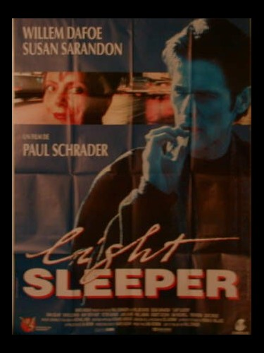 Affiche du film LIGHT SLEEPER
