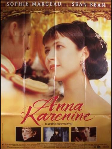 Affiche du film ANNA KARENINE - ANNA KARENINA