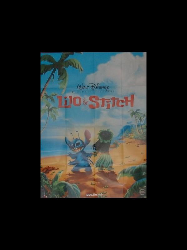 Affiche du film LILO ET STITCH