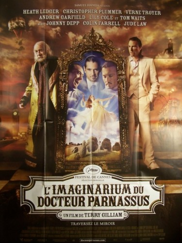 Affiche du film L'IMAGINARIUM DU DOCTEUR PARNASSUS - THE IMAGINARIUM OF DOCTOR PARNASSUS