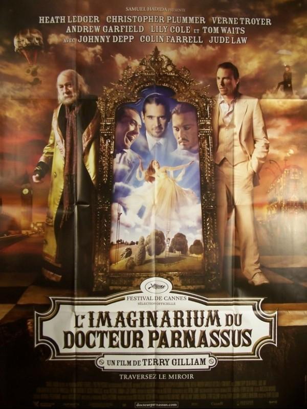 Affiche du film L'IMAGINARIUM DU DOCTEUR PARNASSUS - THE IMAGINARIUM OF DOCTOR PARNASSUS