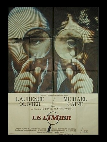 Affiche du film LIMIER (LE) - SLEUTH