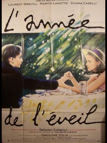 Affiche du film ANNEE DE L'EVEIL (L')