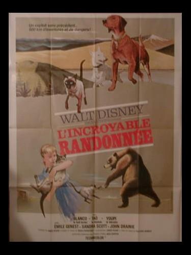L'INCROYABLE RANDONNEE - THE INCREDIBLE JOURNEY