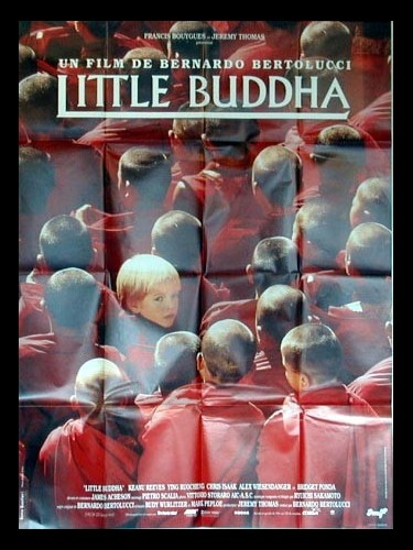 Affiche du film LITTLE BUDDHA