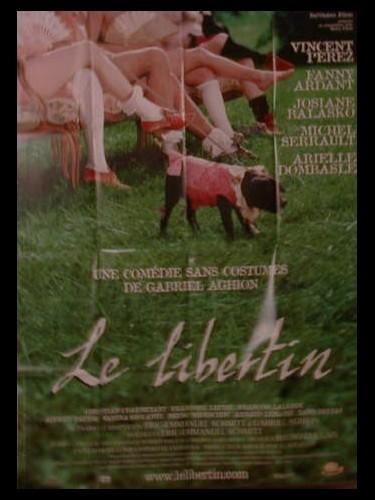 Affiche du film LLIBERTIN (LE)