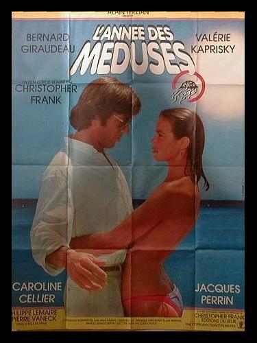 Affiche du film ANNEE DES MEDUSES (L')