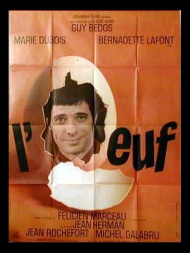 Affiche du film L'ŒUF