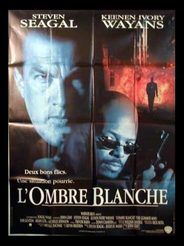Affiche du film L'OMBRE BLANCHE - THE GLIMMER MAN