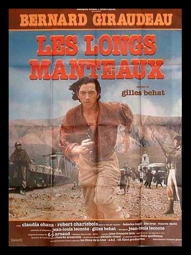 Affiche du film LONGS MANTEAUX (LES)