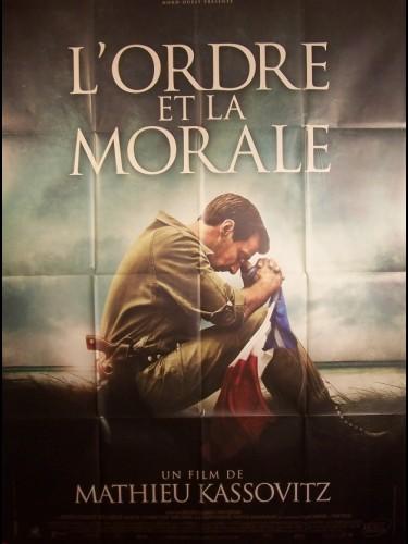 Affiche du film L'ORDRE ET LA MORALE