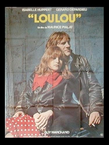 Affiche du film LOULOU