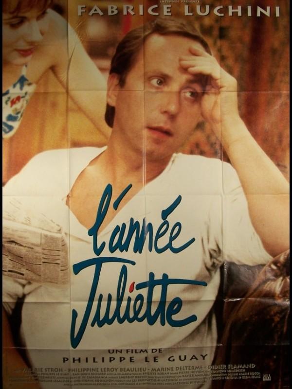 Affiche du film ANNEE JULIETTE (L')