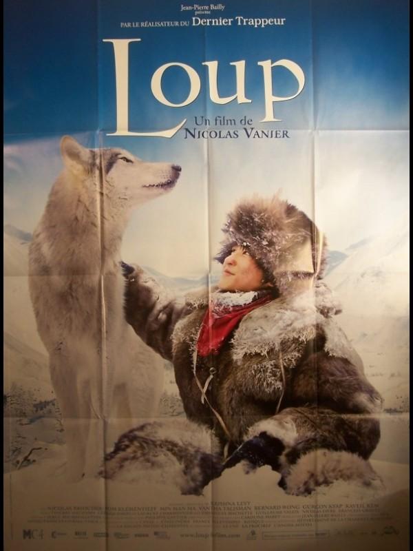 Affiche du film LOUP