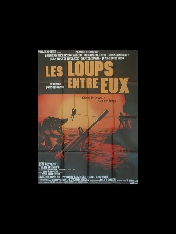 Affiche du film LOUPS ENTRE EUX (LES)