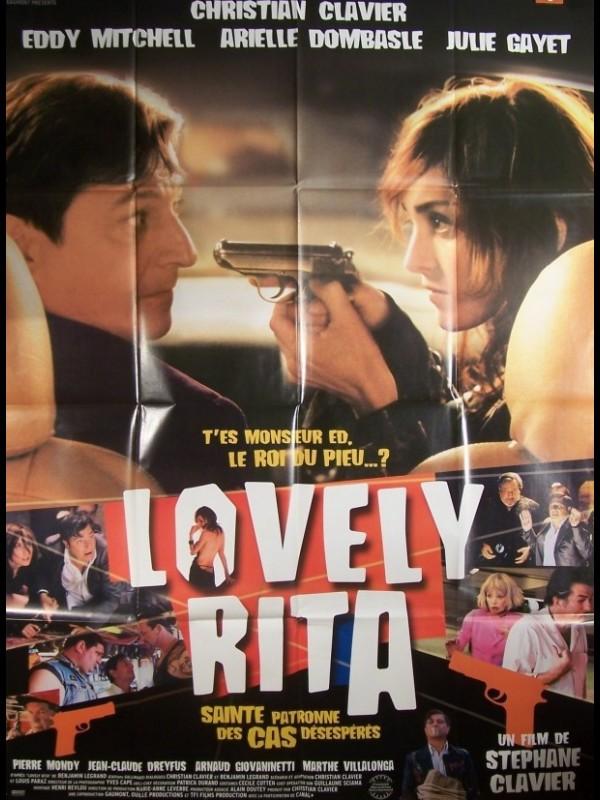 Affiche du film LOVELY RITA