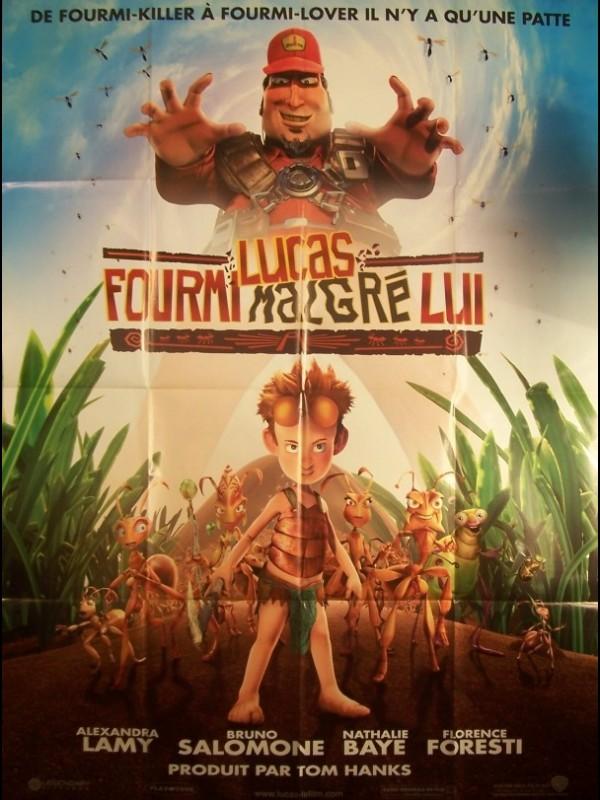 Affiche du film LUCAS FOURMI MALGRE LUI - THE ANT BULLY