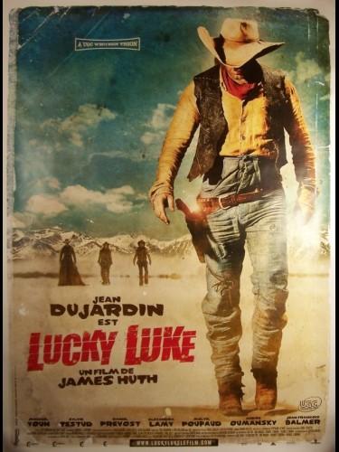 Affiche du film LUCKY LUKE