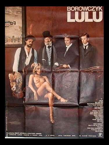 Affiche du film LULU