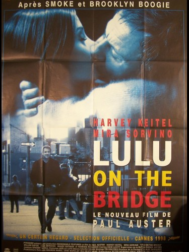 Affiche du film LULU ON THE BRIDGE