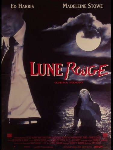Affiche du film LUNE ROUGE - CHINA MOON