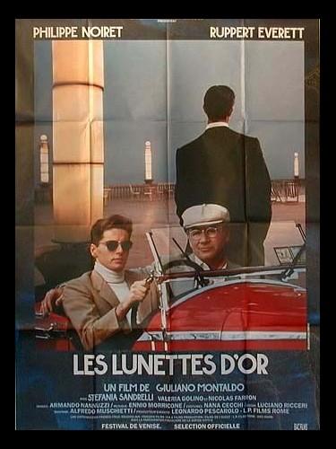 Affiche du film LUNETTES D'OR (LES) - GLI OCCHIALI D'ORO