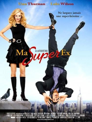 Affiche du film MA SUPER EX - MY SUPER EX GIRLFRIEND