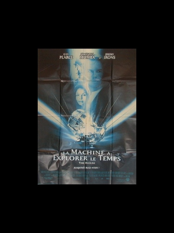 Affiche du film MACHINE A EXPLORER LE TEMPS (LA) - THE TIME MACHINE