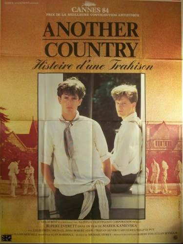 Affiche du film ANOTHER COUNTRY