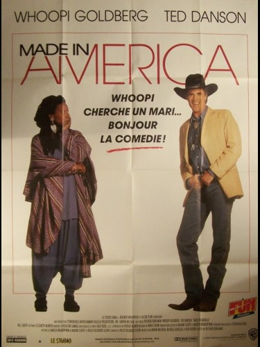Affiche du film MADE IN AMERICA