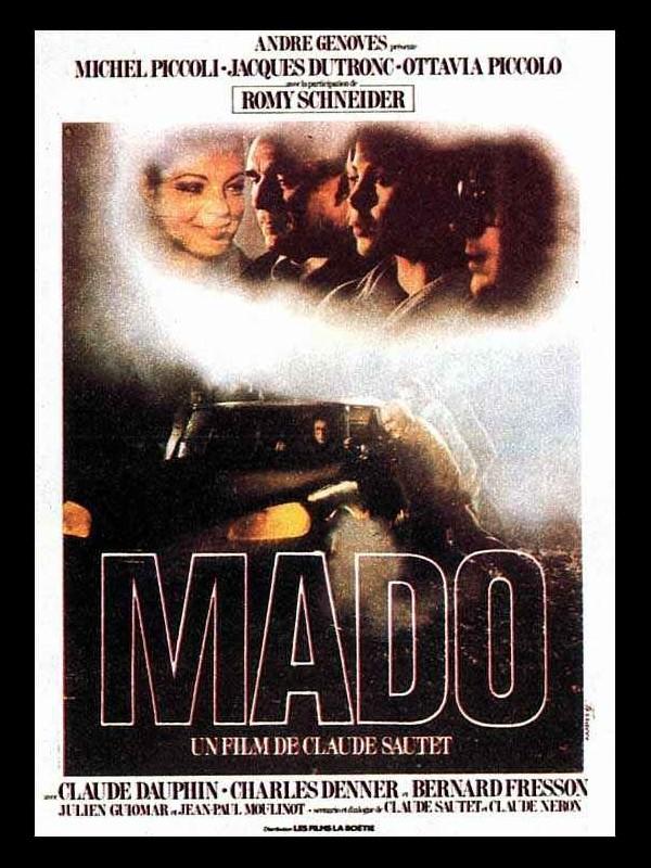 Affiche du film MADO