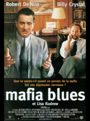 Affiche du film MAFIA BLUES 1 - ANALYSE THIS