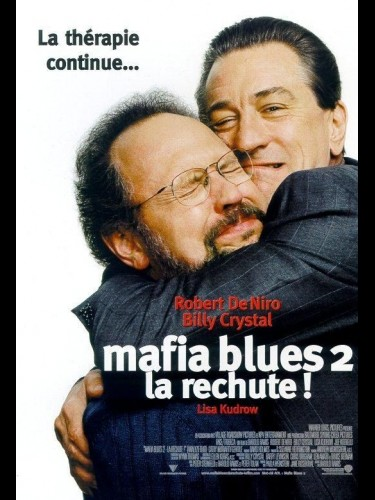 Affiche du film MAFIA BLUES 2 : LA RECHUTE - ANALYSE THAT