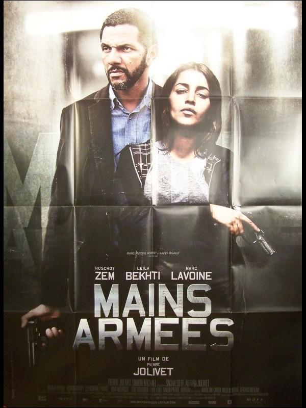 Affiche du film MAINS ARMEES