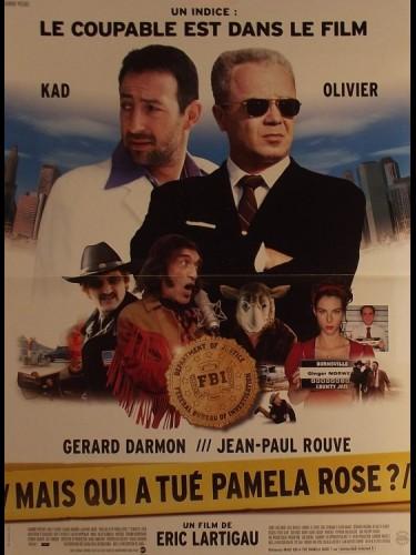 Affiche du film MAIS QUI A TUE PAMELA ROSE