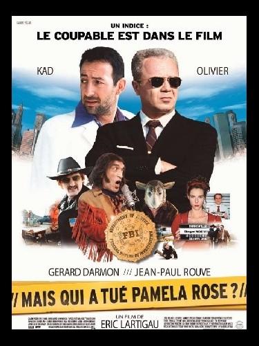 Affiche du film MAIS QUI A TUE PAMELA ROSE ?