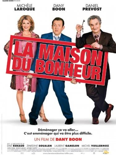 Affiche du film MAISON DU BONHEUR (LA)