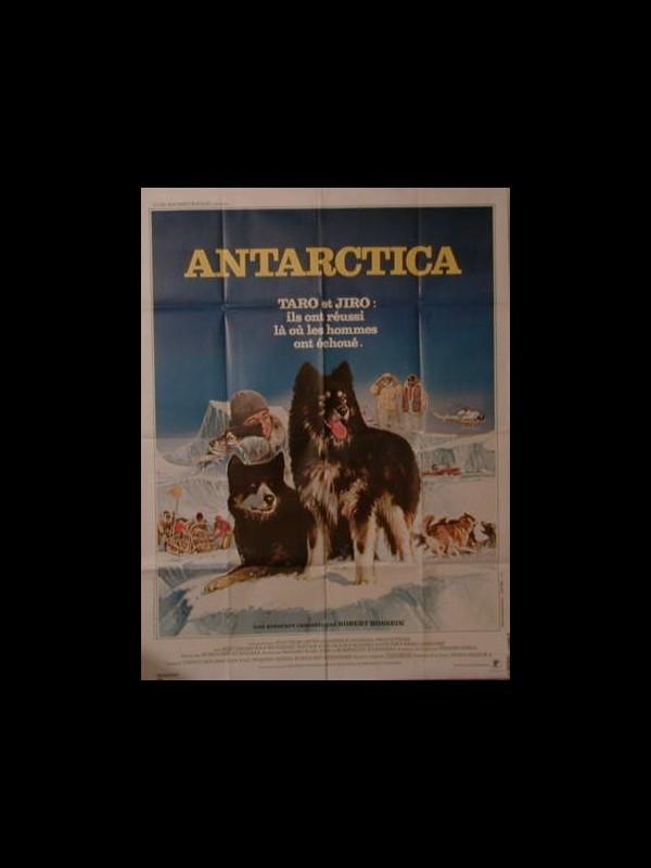 Affiche du film ANTARTICA