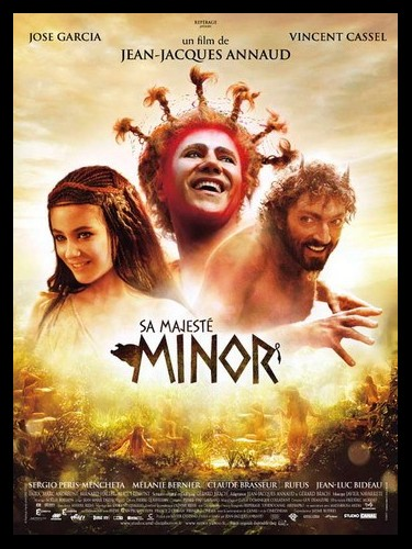 Affiche du film MAJESTE MINOR (SA)