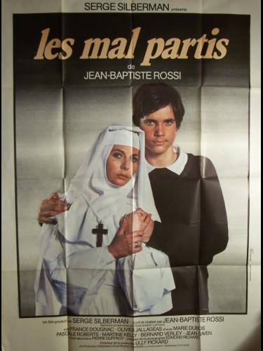 Affiche du film MAL PARTIS (LES)