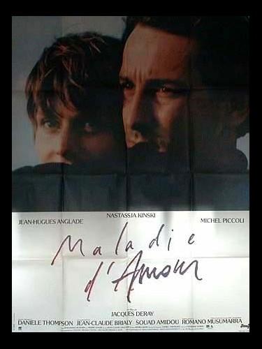 Affiche du film MALADIE D'AMOUR