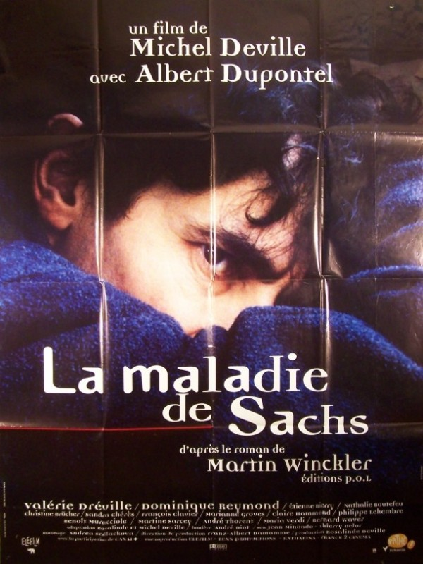 Affiche du film MALADIE DE SACHS (LA)