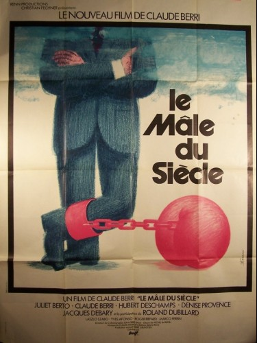 Affiche du film MALE DU SIECLE (LE)
