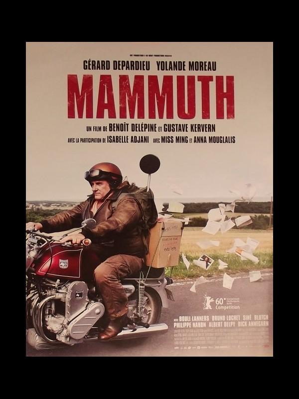 Affiche du film MAMMUTH