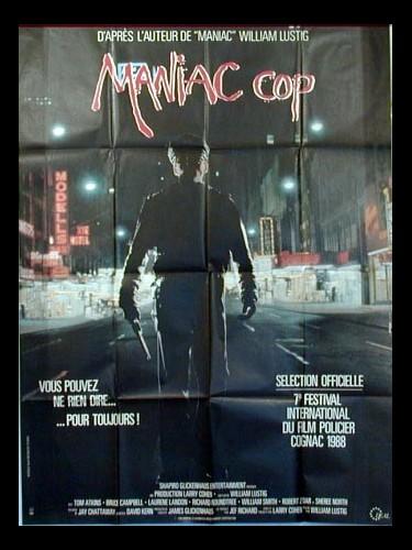 Affiche du film MANIAC COP